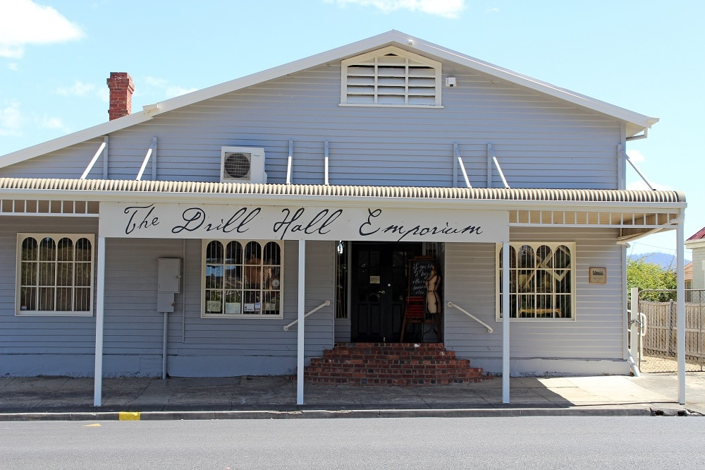 Drill Hall Emporium New Norfolk