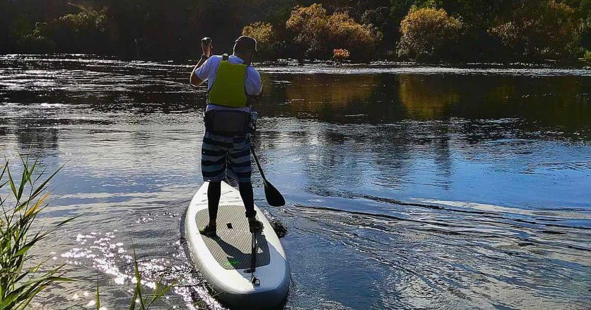 Stand Up Paddle Boarding School New Norfolk