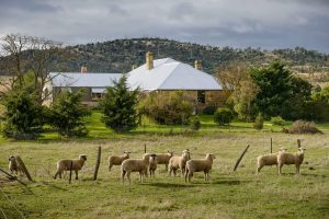 Rathmore in the Derwent Valley Tasmania