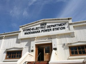 Waddamana Power Station