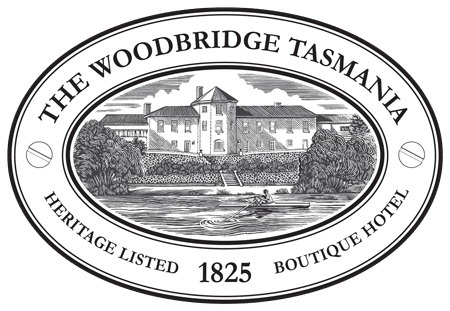 The Woodbridge Tasmania logo